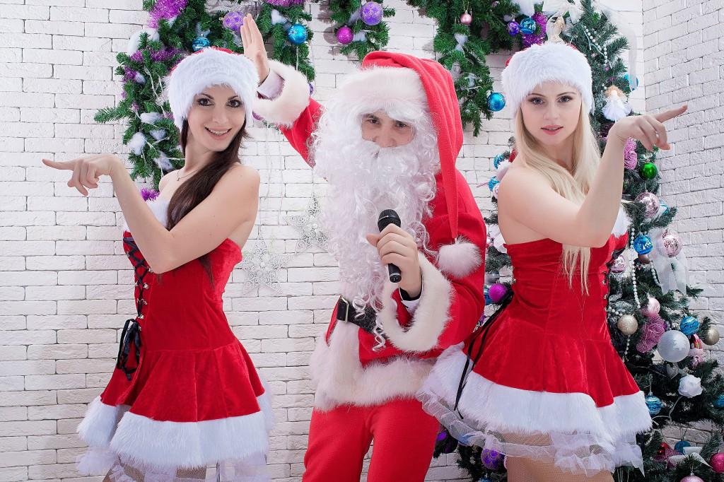 Santa Clous  Singer